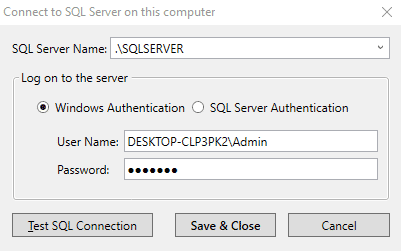 SQL Server Backup Tutorial - SQLBackupAndFTP