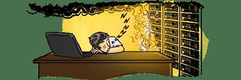 server down alerts off