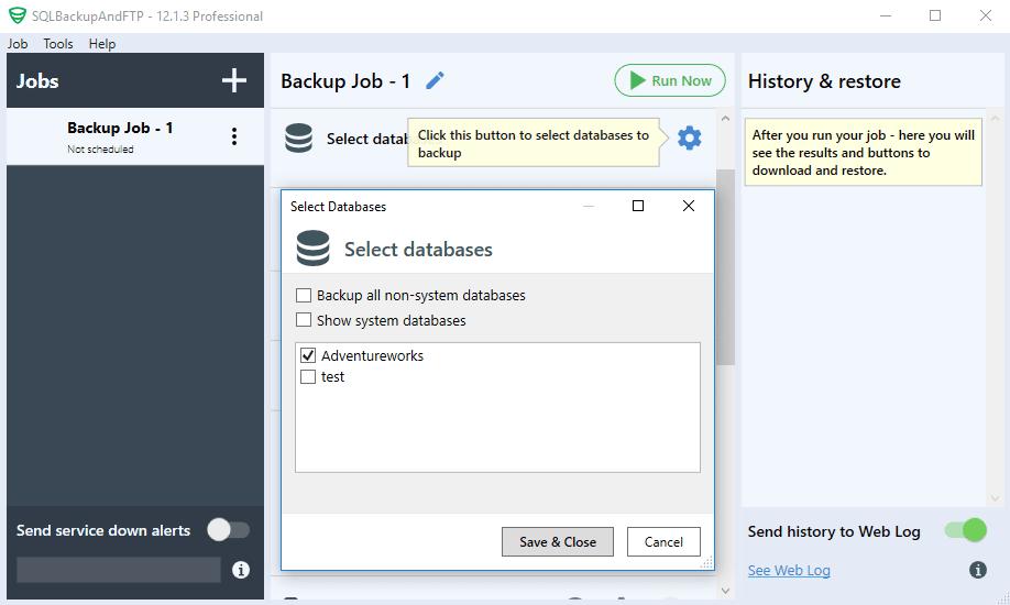 How to Automatically Backup phpMyAdmin | SQLBackupAndFTP's blog