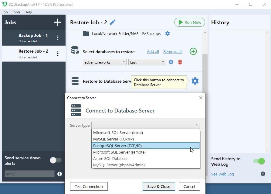 How to Backup and Restore PostgreSQL Database on Windows