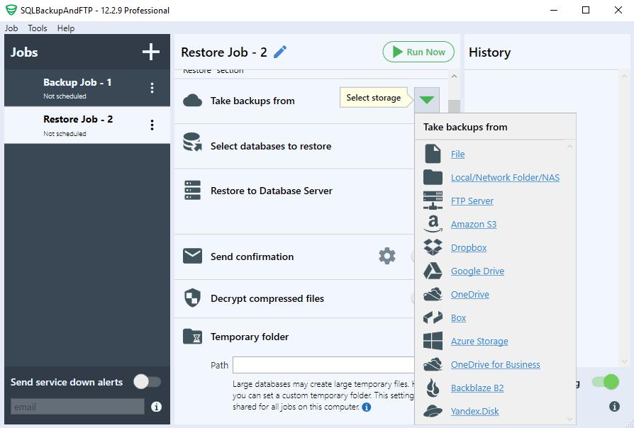 Backup Restore PostgreSQL | SQLBackupAndFTP's blog